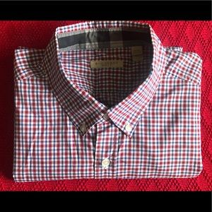 🔆 SALE! Burberry Brit men's long-sleeves shirt